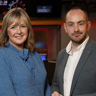 Tara Mills & Declan Harvey, BBC